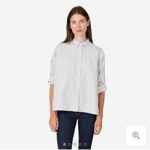 Japanese Oxford button down